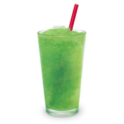 смесь для слаша зеленое яблоко