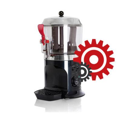 Запчасти аппаратов для горячего шоколада и глинтвейна